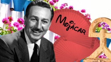 Walt Disney nació en Mojácar