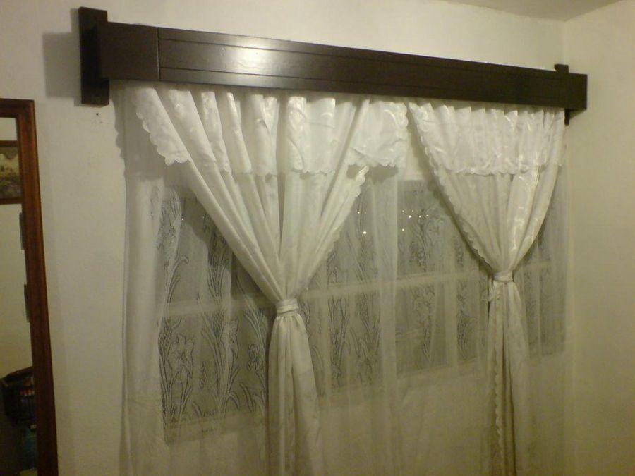 Cómo hacer una cortina para galerías