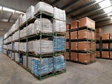Protección de mercancía durante el transporte