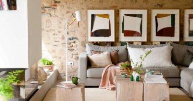 Tipos de paredes para dar un toque moderno a tu hogar