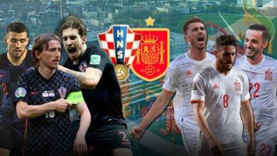 Croacia 3 - 5 España: Resumen, goles y opinión