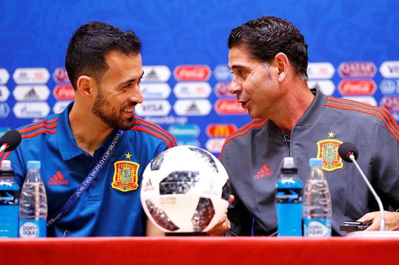 La maldición de la selección española antes de las fases finales