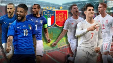 Eurocopa 2020: España cae injustamente con Italia