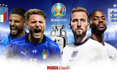 Italia gana a Inglaterra en la final y gana la Eurocopa