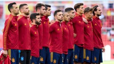Valoración de los jugadores españoles la Eurocopa 2020