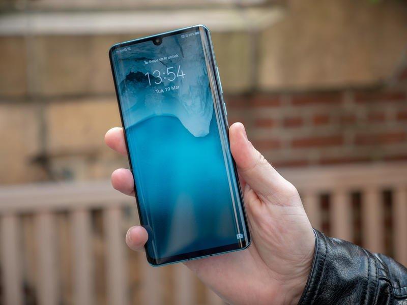 Review de Huawei P30