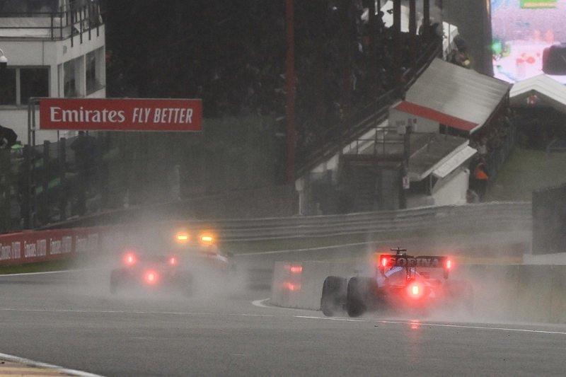 Fórmula 1: La carrera de la vergüenza