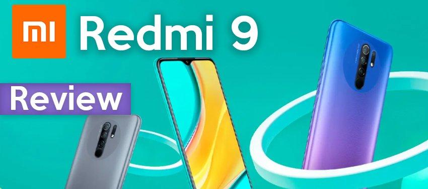 Review del Xiaomi Redmi 9