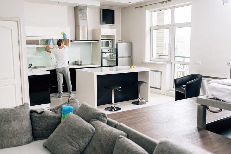 Beneficios de tener la casa limpia